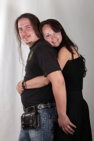 she: he and she