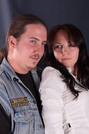 he and she: he and she