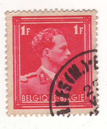 franc: a man in uniform, 1 franc