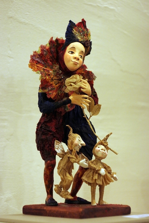 puppeteer: doll puppeteer