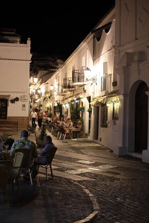spanish homes: towns and villages Editorial