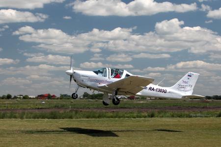 pilot light: airshow Editorial