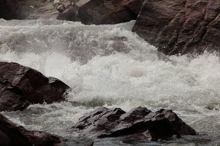 threshold: on the river Belaya threshold