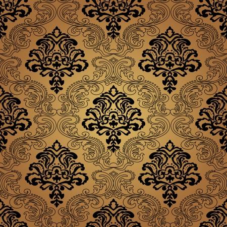 원활한 패턴입니다. 다 벽지. 벡터 일러스트 레이 션