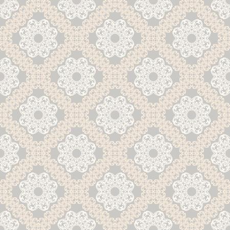 tile able: Seamless wallpaper. Sfondo motivo islamico.