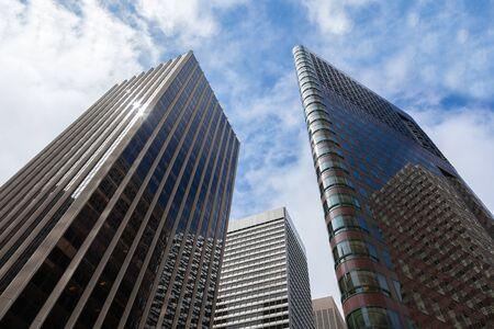 Office building in San Francisco , California - USA Stock Photo - 14915074