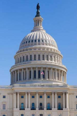 US Capitol Building in Washington DC - USA photo