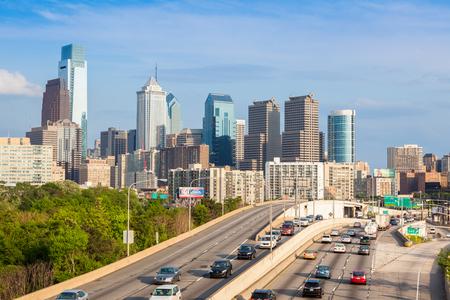 Philadelphia skyline - Pennsylvania - USA - United States of America photo