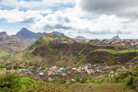 santiago cape verde: Assomada in Santiago Island Cape Verde - Cabo Verde