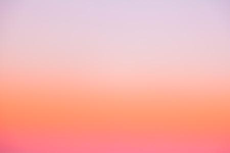 Beautiful color gradient sky on morning sunrise Foto de archivo