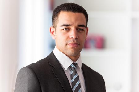 latin american: Latin American business man  portrait