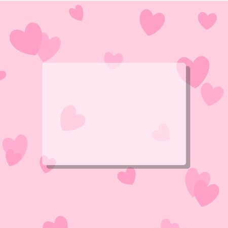 copyspace: Valentines Day background with copyspace