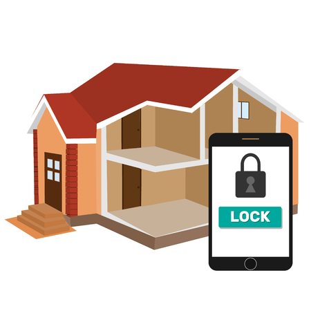 security technology: Home security technology access property
