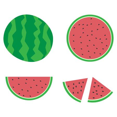Kleine verscheidenheid van watermeloen