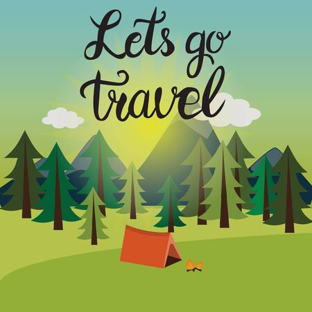 Laten we reiskaart gaan.