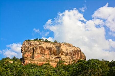 5th: Sigiriya Rock Fortress 5th Centurys Ruined Castle