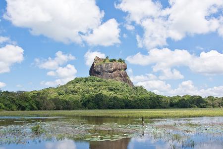 sigiriya: Sigiriya Rock Fortress 5th Centurys Ruined Castle, Sri Lanka