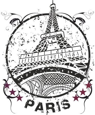eiffel tower: la Torre Eiffel, el s�mbolo de Par�s, la ciudad del amor