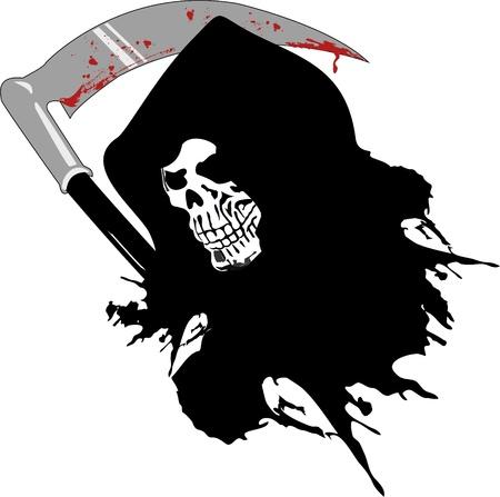 reaper: Tod mit dem blutigen Schwert Illustration
