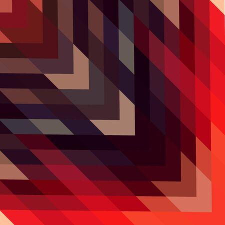 Motif géométrique abstrait. Arrière-plan transparent de triangles