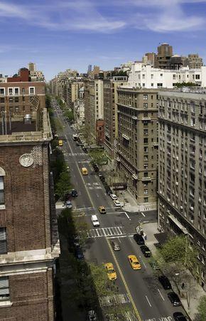 West End Avenue, North, Manhattan, New York.