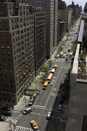 West End Avenue, South, Manhattan, New York