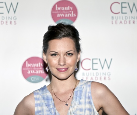 NEW YORK, NY - MAY 20: Actress Jill Flint attends the 2011 Cosmetic Executive Women Beauty Awards at The Waldorf-Astoria Hotel on May 20, 2011 in New York City. Stock Photo - 9561679