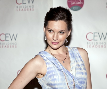 flint: NEW YORK, NY - MAY 20: Actress Jill Flint attends the 2011 Cosmetic Executive Women Beauty Awards at The Waldorf-Astoria Hotel on May 20, 2011 in New York City. Editorial