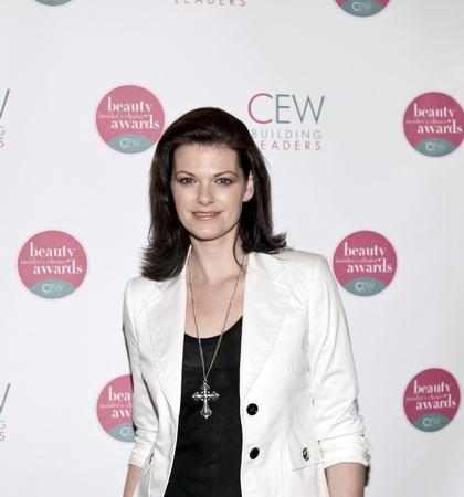 NEW YORK, NY - MAY 20: Former Miss America, actress Kate Shindle attends the 2011 Cosmetic Executive Women Beauty Awards at The Waldorf-Astoria Hotel on May 20, 2011 in New York City.