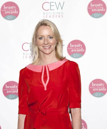 linda: NEW YORK, NY - MAY 20: Fashion Magazine Allure Editor Linda Wells attends the 2011 Cosmetic Executive Women Beauty Awards at The Waldorf-Astoria Hotel on May 20, 2011 in New York City.