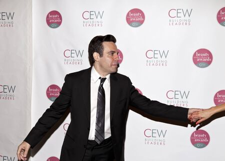 mario: NEW YORK, NY - MAY 20: Actor Mario Cantone attends the 2011 Cosmetic Executive Women Beauty Awards at The Waldorf-Astoria Hotel on May 20, 2011 in New York City.