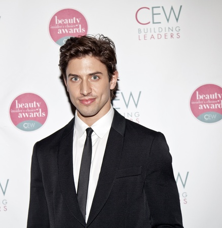 NEW YORK, NY - MAY 20: Actor Nick Adams attends the 2011 Cosmetic Executive Women Beauty Awards at The Waldorf-Astoria Hotel on May 20, 2011 in New York City. Stock Photo - 9561660