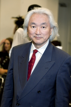 NEW YORK, NY - OCTOBER 15: Dr. Michio Kaku attends 2011 New York Comic Con at the Jacob Javits Center on October 15, 2011 in New York City. Stock Photo - 10888001