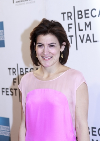 NEW YORK, NY - APRIL 17: Director of Programming for Tribeca Film Festival Genna Terranova attends Mistaken For Strangers Opening Night Premiere during the 2013 Tribeca Film Festival - on April 17, 2013 in NYC