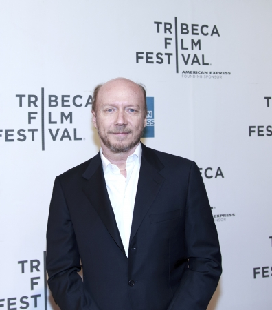 NEW YORK, NY - APRIL 17: Screenwriter Paul Haggis  attends the 'Mistaken for Strangers premiere during the opening night of the 2013 Tribeca Film Festival at BMCC Tribeca PAC on April 17, 2013 in NYC Stock Photo - 19169647
