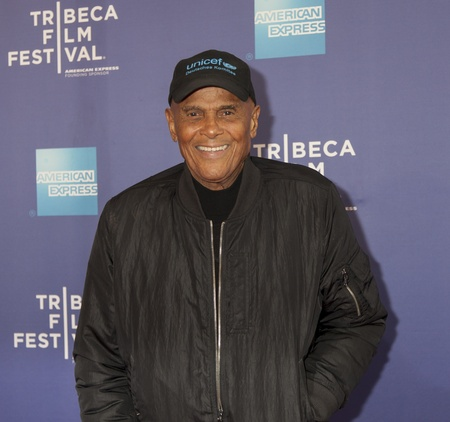 NEW YORK, NY - APRIL 24: Singer, songwriter, actor Harry Belafonte attends Tribeca Talks: After The Movie: Battle Of amfAR during the 2013 Tribeca Film Festival on April 24, 2013 in New York City.