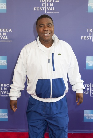 NEW YORK, NY - APRIL 24: Comedian Tracy Morgan attends Tribeca Talks: The Artist's Angle 'Richard Pryor: Omit The Logic' during the 2013 Tribeca Film Festival on April 24, 2013 in New York City. Editorial