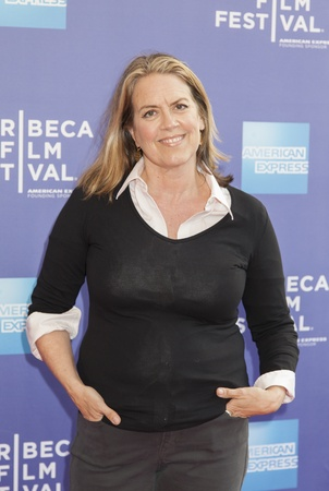 NEW YORK, NY - APRIL 24: Director Marina Zenovich attends Tribeca Talks: The Artists Angle Richard Pryor: Omit The Logic during the 2013 Tribeca Film Festival on April 24, 2013 in New York City.