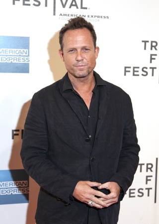 New York, USA - April27, 2013: Actor Dean Winters attends the closing night screening of