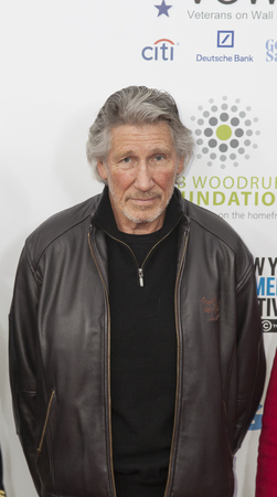 NEW YORK, NY - NOVEMBER 06  Musican Roger Waters  L-R  attend the 7th annual