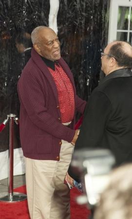 NEW YORK, NY - 6. November Schauspieler, Komiker Bill Cosby besucht die 7. Jahres
