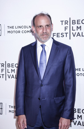 nick: New York, NY, USA - April 17, 2015: Director Nick Sandow attends the premiere of The Wannabe during the 2015 Tribeca Film Festival at BMCC Tribeca PAC, Manhattan