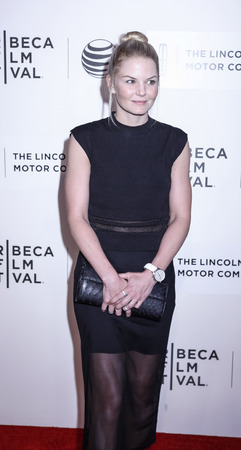 morrison: New York, NY, USA - April 17, 2015:  Actress Jennifer Morrison attends the premiere of The Wannabe during the 2015 Tribeca Film Festival at BMCC Tribeca PAC, Manhattan