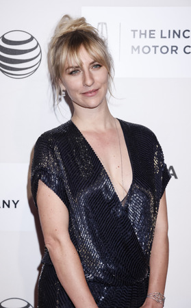 mickey: New York, NY, USA - April 22, 2015:  Actress Mickey Sumner attends the World premiere of 'Anesthesia' during the 2015 Tribeca Film Festival at BMCC Tribeca PAC, Manhattan