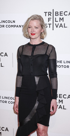 mol: New York, NY, USA - April 22, 2015:  Actress Gretchen Mol attends the World premiere of 'Anesthesia' during the 2015 Tribeca Film Festival at BMCC Tribeca PAC, Manhattan