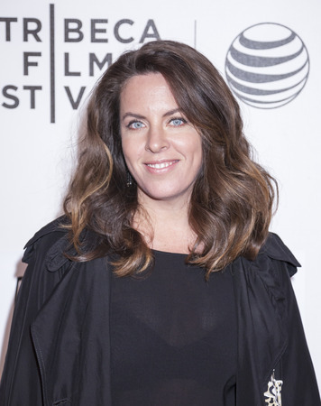 aloft: New York, NY, USA - April 23, 2015: Director Claudia Llosa attends 2015 New York Tribeca Film Festival  Premiere Narrative Aloft at BMCC Tribeca PAC, Manhattan
