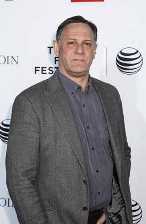 craig: New York, NY, USA - April 25, 2015: Tribeca Film Festival Co-founder Craig Hatkoff) attends the Tribeca Film Festival's closing night, 25th anniversary of Goodfellas, co-sponsored by Infor and Roberto Coin during the 2015 Tribeca Film Festival at Beacon  Editorial