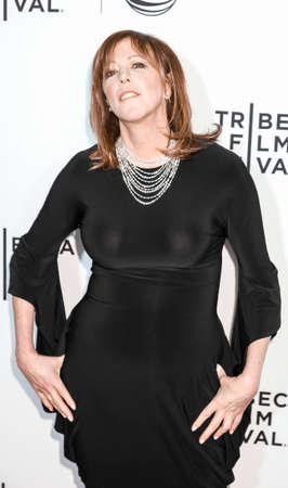 jane: New York, NY, USA - April 15, 2015: Jane Rosenthal attends the world premiere of Live From New York during the 2015 Tribeca Film Festival at The Beacon Theatre, Manhattan