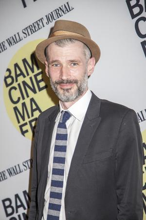 bam: Brooklyn, NY, USA - June 21, 2015: Musician and actor Phil Mossman attends BAMcinemaFest 2015 Cop Car premiere at BAM Peter Jay Sharp Building, BAM Rose Cinema