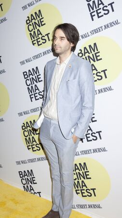 perry: Brooklyn, NY, USA - June 22, 2015: Director Alex Rose Perry attends BAMcinemaFest 2015 'Queen of Earth' premiere at BAM Peter Jay Sharp Building, BAM Rose Cinema Editorial